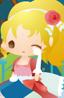 お寝坊 眠り姫の画像