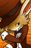 紳士兎 ダンディの画像