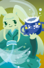 和兎 水瓶座の画像