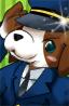 警察犬 ビックルの画像