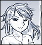 子爵の妹 フロルの顔画像