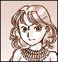 貴婦人 エリザの顔画像