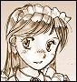 メイド セリアの顔画像