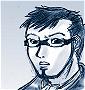 税吏 デビッドの顔画像