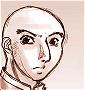 青年 ガルシアの顔画像