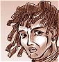 ダンサー ビンバの顔画像